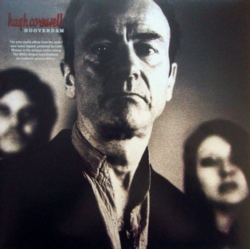 HUGH CORNWELL Hooverdam Vinyl Record LP Invisible Hands Music 2008